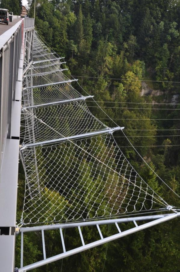 Jakob Webnet Fall Protection for Bridges