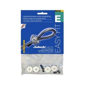 Easy Fit Stainless Steel Loop Clamp