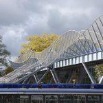 Jakob Webnet Wire Mesh for Bridge Safety