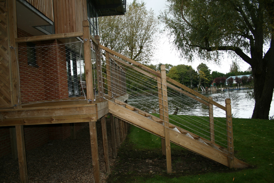 Stainless-Steel-wire-rope-stair-balustrade-(7) - Jakob